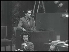 Trial testimony against Albert Speer