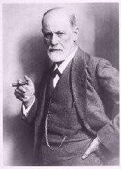 "<p>Portrait of <a href=""/narrative/11596"">Sigmund Freud</a>. Freud's writings were burned during the 1933 <a href=""/narrative/7631"">book burnings</a>.</p>"