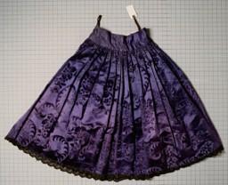 Romani (Gypsy) woman's skirt