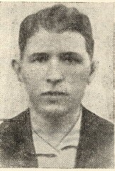 <p>Yitzhak Rochzyn (other spellings: Isaac Roszczyn and Icchak Rochczyn) youth group leader and leader of the Lachwa ghetto underground.</p>