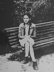 """<p>In 1942, eleven-year-old Dawid Tennenbaum went into <a href=""""/narrative/7723"""">hiding</a> with his mother, settling in the Lvov region as Christians. Dawid disguised himself as a girl and as mentally disabled. This exempted him from attending school and prevented his being exposed.</p>"""