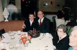 Regina and Victor Gelb celebrate their 50th wedding anniversary