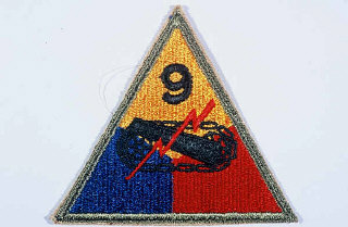 Insignia of the 9th Armored Division