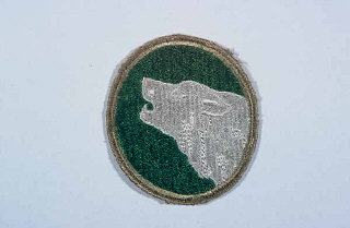 Insignia of the 104th Infantry Division