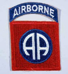 Insignia of the 82nd Airborne Division
